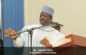 Mr. Labaran Maku, Hon. Minister of Information