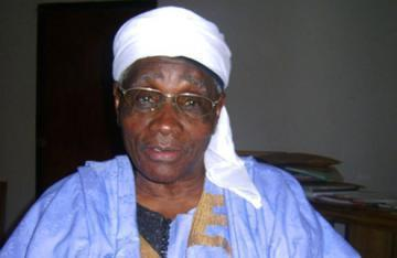 Prof Ango Abdullahi.