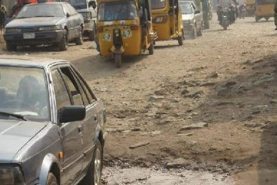 This Is Ogun State, Nigeria Ijoko Road, Sango Otta, Ogun State.