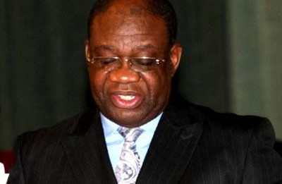 MINISTER OF POWER, PROF CHINEDU NEBO