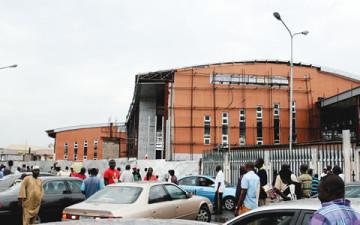 Lagos Airport Terminal