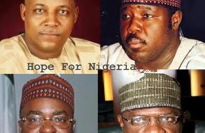 orno, Yobe and Bauchi States, the rest of Nigeria is losing patience with you guys now. This Boko Haram nonsense has gone on for too long