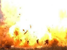 Kano City Explosion