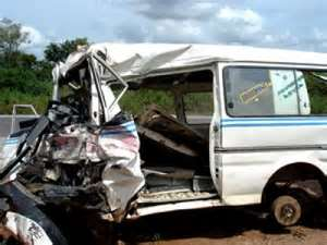 9 Injured As Buses Collide In Nsukka