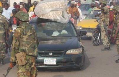 Boko haram incident