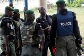 Dead Nigerian Police