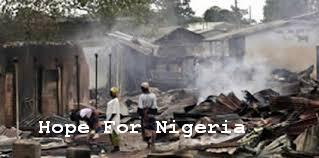 More than 45 persons including some unidentified security operatives have been killed by suspected armed Fulani herdsmen in Agatu Local Government Area of Benue state. The killing occurred when armed men numbering about seven hundred invaded the community. They reportedly killed 38 persons on Sunday while the others were murdered in another fresh heinous attack in the early hours of today. Thousands of people including fishermen and government workers were displaced, even as majority of the victims of the attack had fled to Ogbokpo, the headquarters of Agatu LGA and to some neighboring Igala villages in Kogi state. The entire clans of Agatu LGA, churches, market places, schools and government offices were completely closed down, just as workers could not go to work for fear of being killed by the herdsmen. -