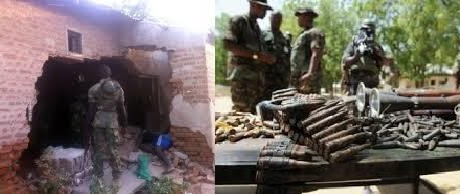 How Boko Haram Attacked Bama Nigerian Army