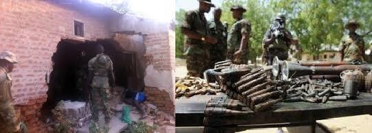 How Boko Haram Attacked Bama Nigerian Army