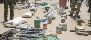 Nigerian Military Boko Haram Have Anti Aircraft Anti-Tank Guns