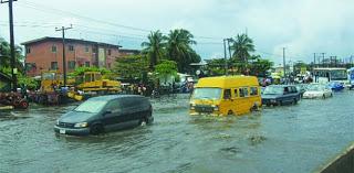 School Pupils Feared Dead In Lagos Flood