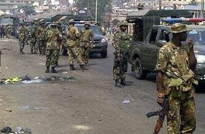 Boko Haram Arrest