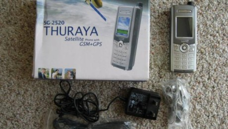 JTF Bans Use Of Thuraya Phones In Borno