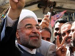 Rowhani Wins Iran Presidential Election