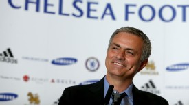 Mourinho Pleased To Work With Michael Emenalo