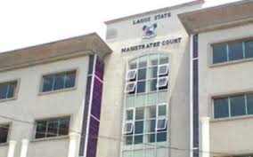 A Lagos Magistrate's Court