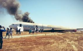 BREAKING NEWS: BOEING 777 CRASH IN SAN FRANCISCO