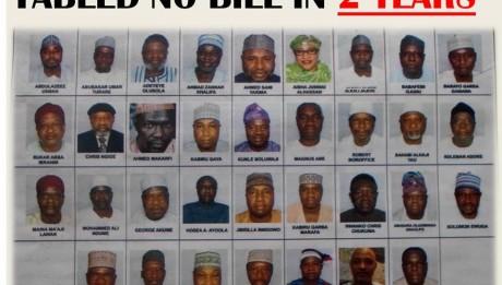 Nigerian Senators