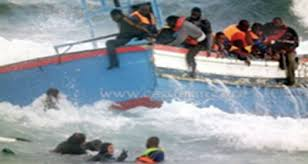 Nigerians Drown re Italy