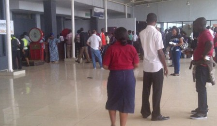 passengers-stranded-at-benin-airport-after-it-was-shut-this-morningi