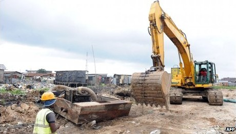 9,000 People Displaced in Lagos, Says Amnesty International