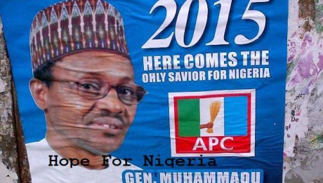 APC HEADS FOR FRESH CRISIS. BUHARI DROPPED.