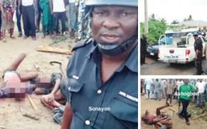 Ajara killing: Policemen involved in murder arrested