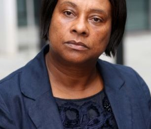 Picture by Mark Richards-Doreen Lawrence meets with Home Secretary, Theresa May