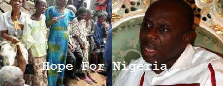 Gov Amaechi Deports 'Destitutes, Beggars To Neighbouring States.