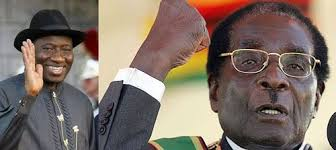 Jonathan to Mugabe - Allow Lawful Redress of Your Election