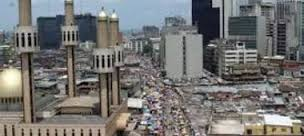 Lagosians React To Ban On Clothes Spreading