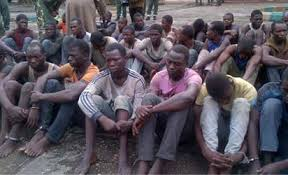 Nigeria army arrests 1,000 Boko Haram suspects