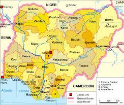Nigeria debts by state