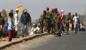 Tension in Abuja as okada riders clash with soldiers