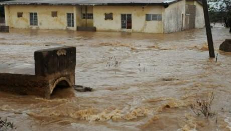 Flood Kills 9 Year-old Girl, Destroys 14 Houses In Bauchi