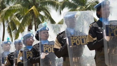 Lagos police dismisses two female officers caught on tape for extortion
