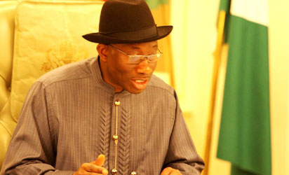 President Jonathan Holds Media Chat Tomorrow