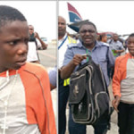 Arik Stowaway Teenager: Family Worried Over His Whereabout