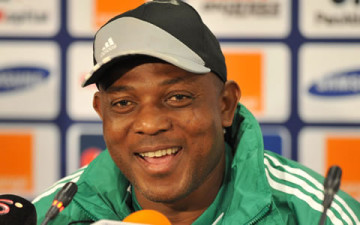 """Keshi featured his best players in the game against Malawi on Saturday in Calabar, starting Ahmed Musa, Nnamdi Oduamadi and Victor Moses, all attacking midfielders, in a bid to overrun the Malawians. Ghana, Ivory Coast and Ethiopia, Egypt, Algeria and Burkina Faso have qualified for the play-offs. """"I'm confident in this team. The team that played today can face any side. I don't care about which team we'll be playing in the next round,"""" Keshi said. """"The reason we featured Oduamadi was because he is quick on his feet, can win penalties and he is a hard worker. He was supposed to complement Mikel Obi in the front but the Malawians decided to sit back in the game. """"This doesn't mean we can't introduce new players later. If I see any good player in the domestic league or elsewhere, I'll bring them in. There's no sentiment in the selection of players."""" READ MORE: http://news.naij.com/46548.html"""