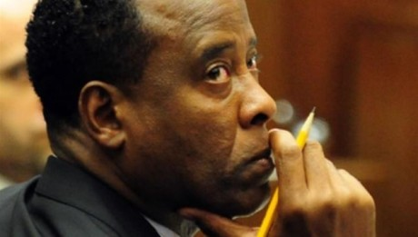 Doctor Conrad Murray Released