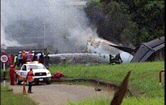 Lagos Plane Crash - 'Another instance of failed regulation'