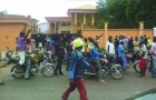 Ogun Okada Riders Go Violent in Court, 25 Arrested