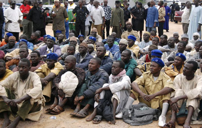 Repentant Boko Haram militants will not be killed-Nigerian Army