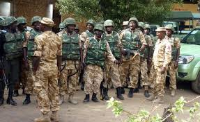 JTF Raids Insurgents Hideout, Kills Two, Recovers Weapons of War