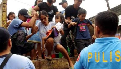 Typhoon Phillipines
