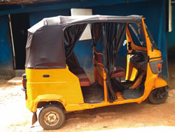 Woman Gives Birth to a Baby Girl in Tricycle