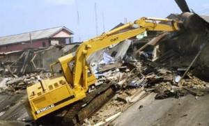 Demolition Badagry