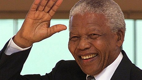 Nelson Mandela, the revered South African anti-apartheid icon who spent 27 years in prison, led his country to democracy and became its first black president, died Thursday at home. He was 95.