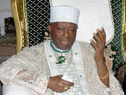 The Ooni of Ife, Oba Okunade Sijuwade