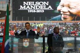 U.S. President Barack Obama's Full Speech at Mandela Memorial